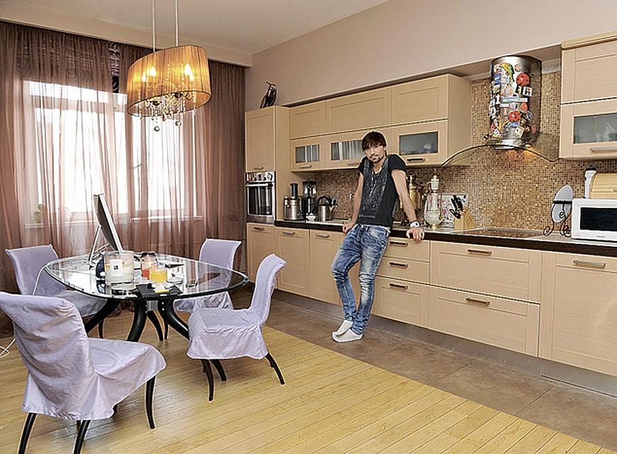 разводе пары квартиры наших звезд фото сообщает пресс-служба