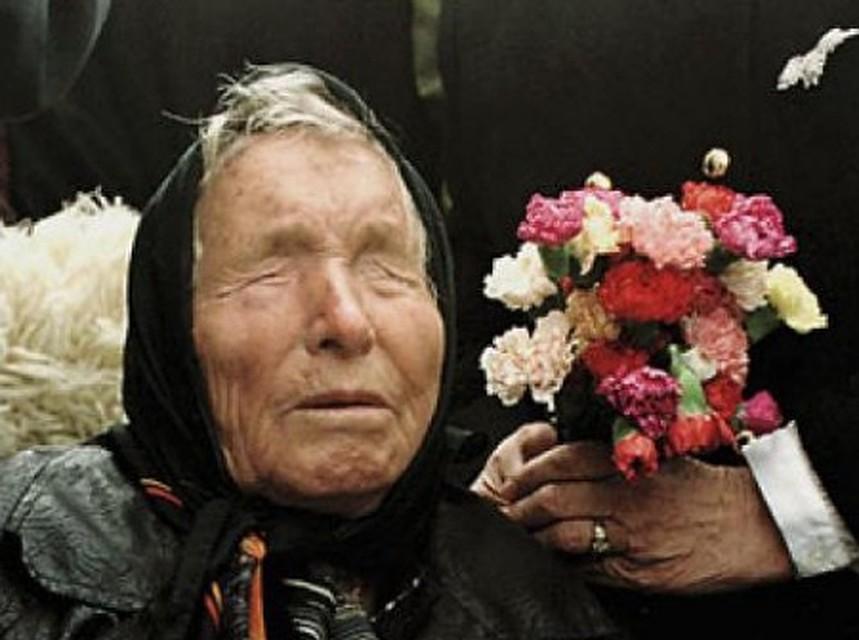 Одна из известных незрячих людей — ясновидящая Ванга