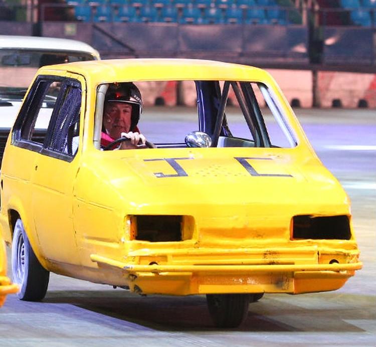 Британский автопром.