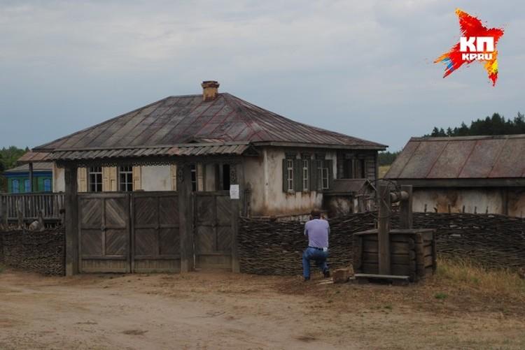 Дом Кошевого - построили в самой станице Еланской, где всего-то 99 жителей