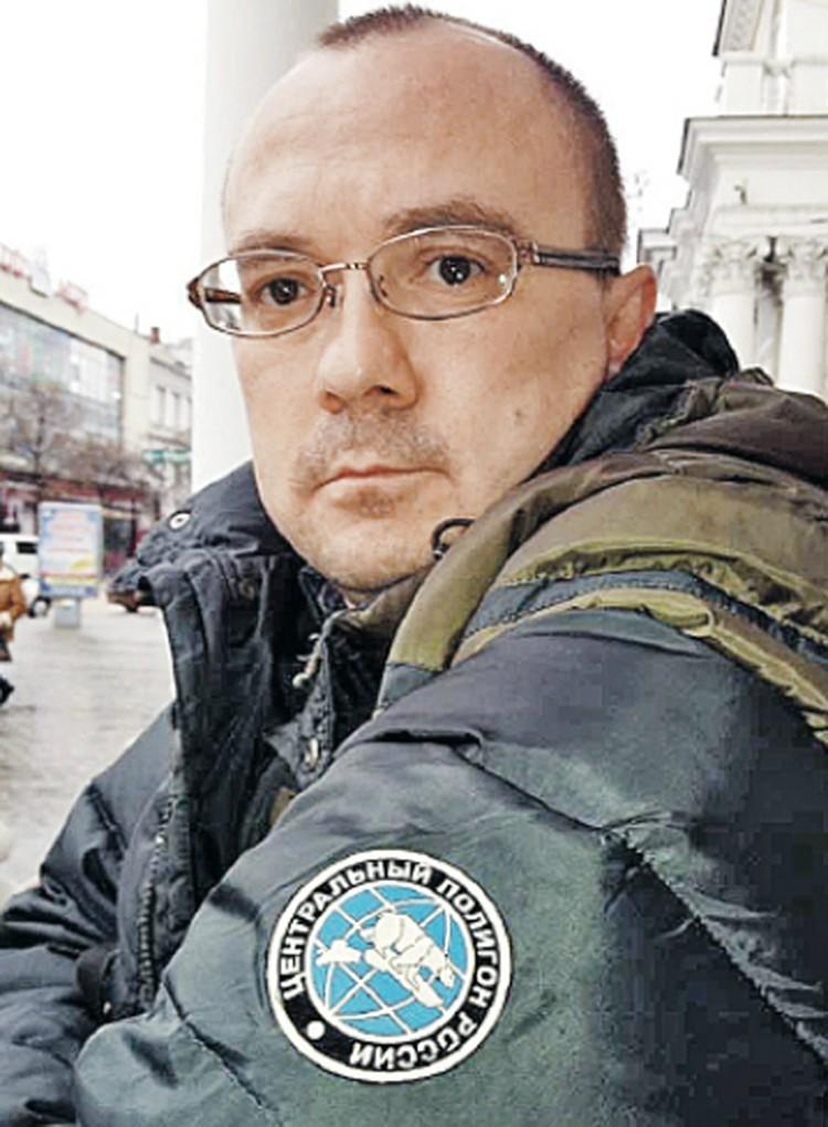Корреспондент «КП» Алексей Овчинников - следит за событиями в осажденном Славянске.