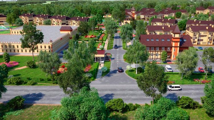 Загородный поселок «Экодолье Шолохово».