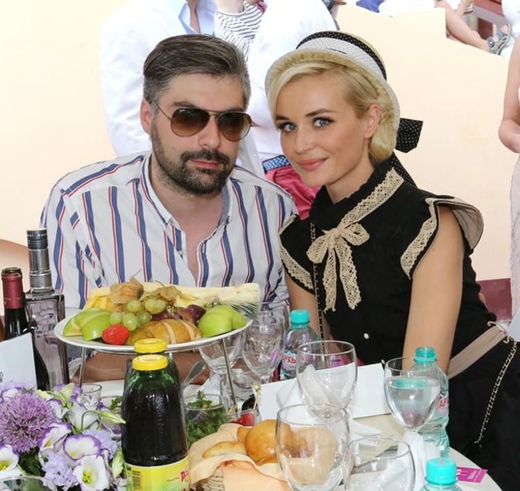 Роман Полины Гагариной и ее избранника Дмитрия Исхакова начался в сентябре прошлого года
