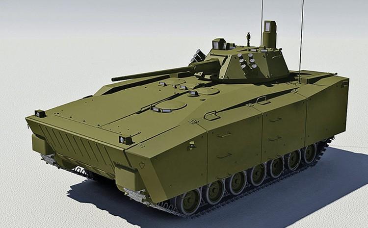 «Курганец-25». Фото: Леонид КАРЯКИН/сайт Отвага