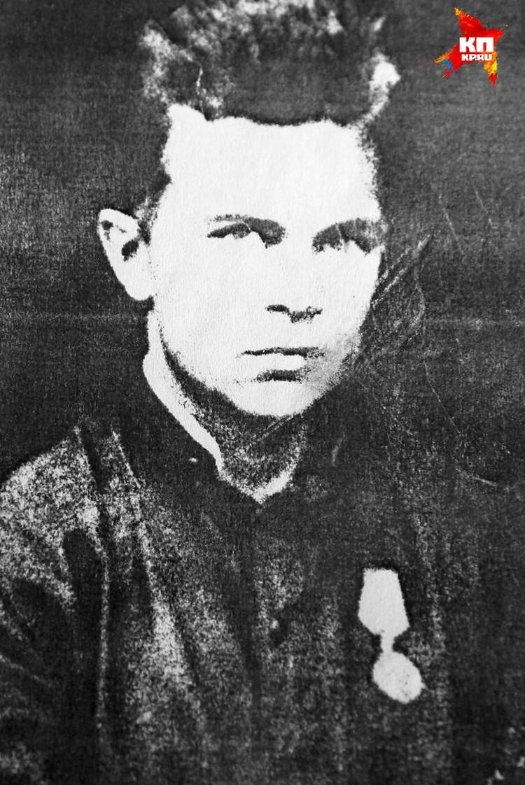 В годы Великой Отечественной войны Евгений Родыгин был тяжело ранен и долго проходил лечение в госпитале. ФОТО: из личного архива семьи Родыгиных