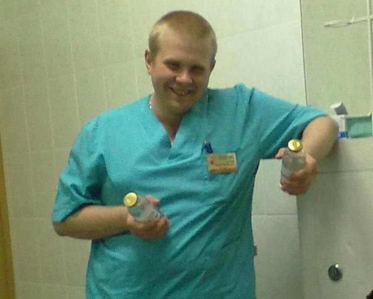 Роман работал в кардиологическом отделении Центральной городской клинической больницы.