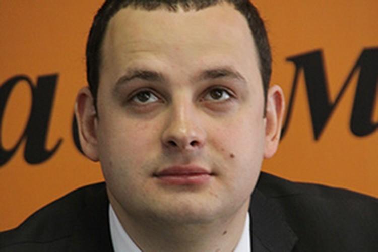 Роман Русанов
