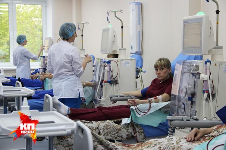 Возраст пациентов, которые могут получить здесь помощь, -  от 18 и старше. Помощь детям пока не оказывается.