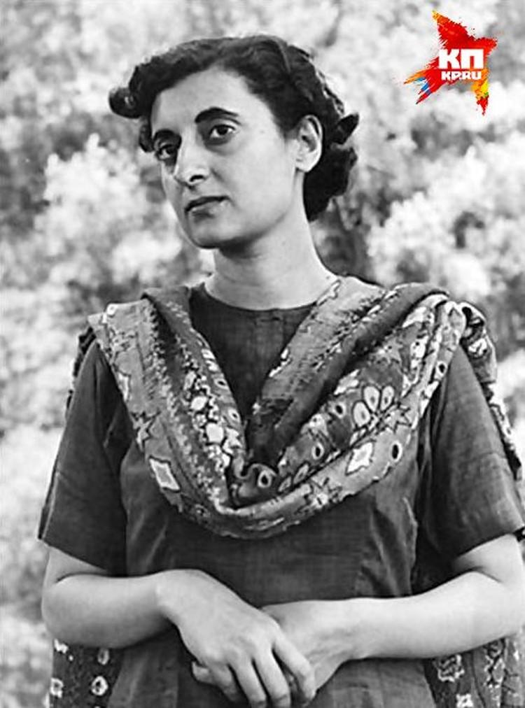 Индира Ганди приезжала в Свердловск еще до взлета своей политической карьеры. Фото: Исторический архив Свердловской области