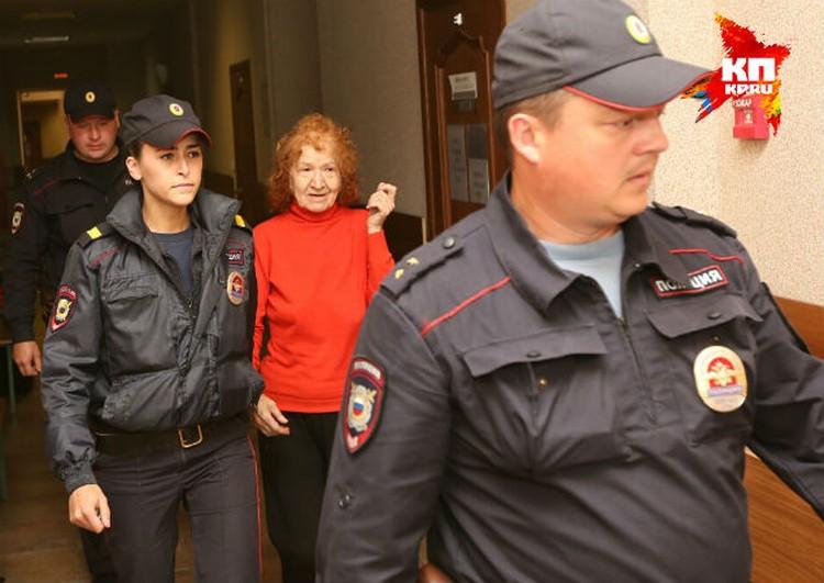 Тамара Митрофановна радовалась, что попадет в тюрьму.