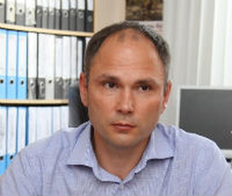Сергей Заволович.