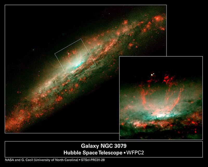 Реальный снимок НАСА.