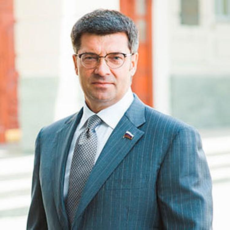 Олег Денисенко. Фото: официальный сайт кандидата