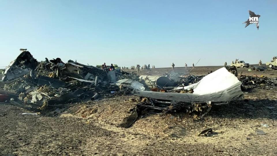 В России траур по жертвам рейса Шарм-эль-Шейх - Санкт-Петербург