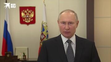 Путин поздравил военнослужащих с Днем Сил специальных операций