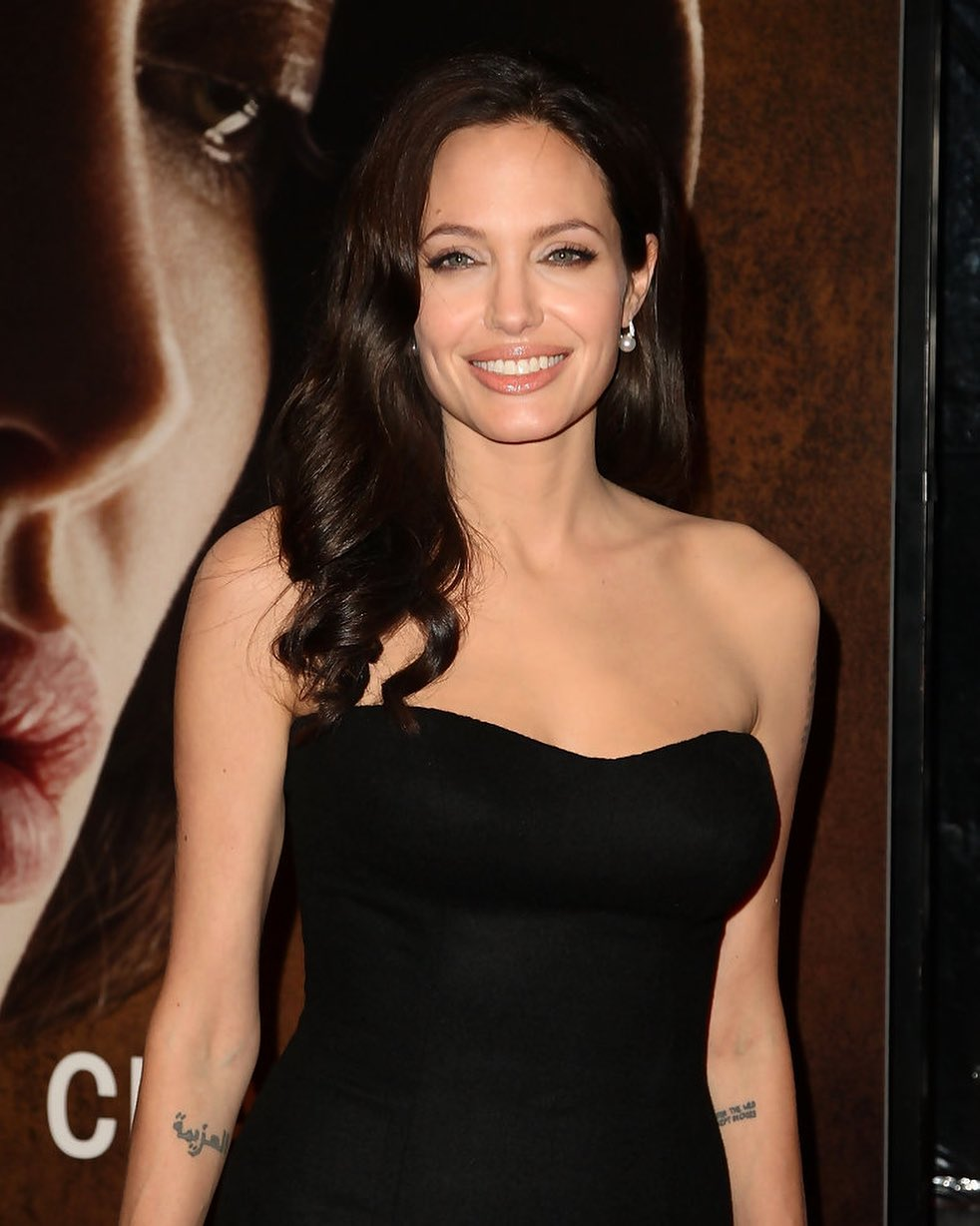 To do something good, it has to scare you. - Angelina Jolie