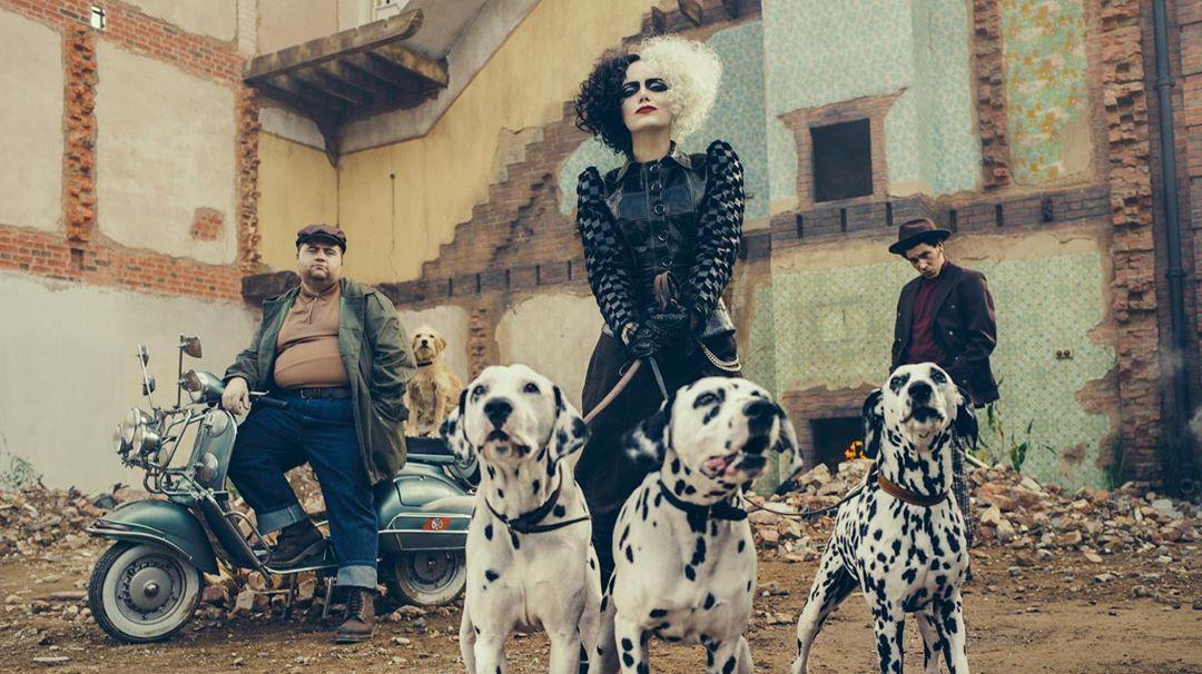 Из приквела зрители узнают, почему Стервелла де Виль ненавидит собак