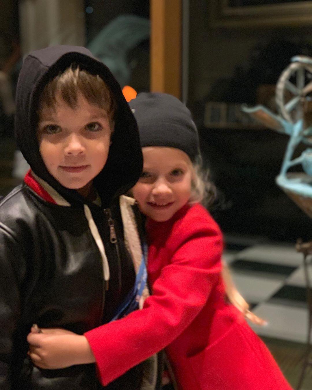 Дети вчера были с мамой в Москвариуме - вернулись в полном восторге!