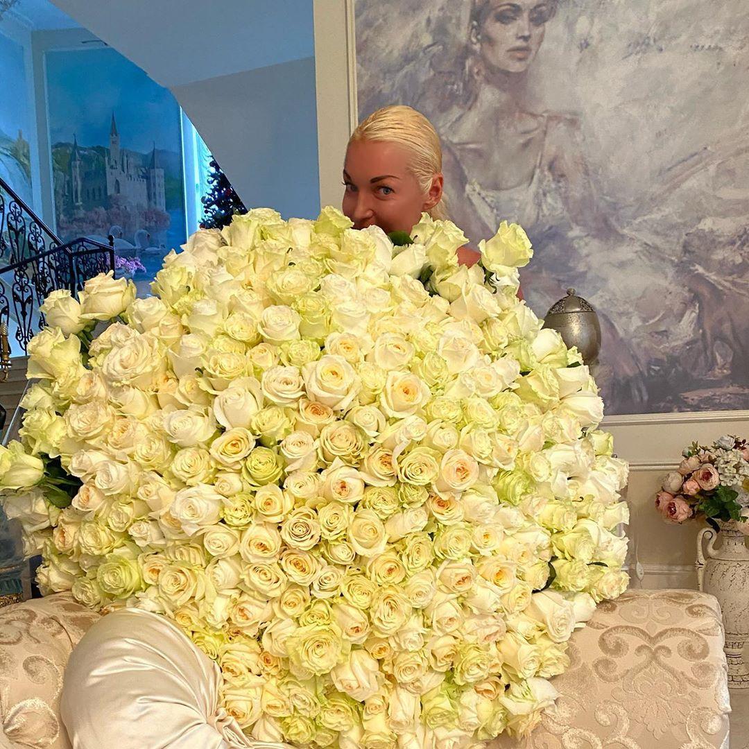 Цветы от любимого человека всегда самые желанные!