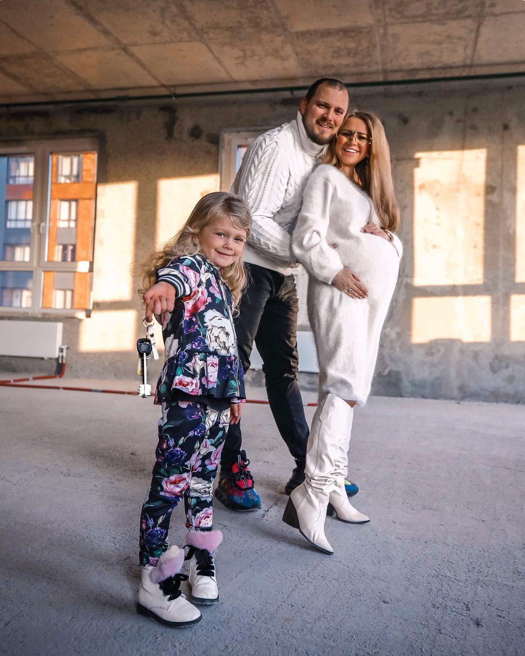 Новая квартира Кристины Дудковой
