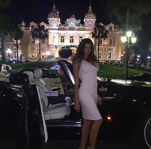 Жизнь, как из твоего лучшего сна - by @anna__fursova #RRK #RichRussianKids #rollsroyce #dropheadcoupe #montecarlo #casino