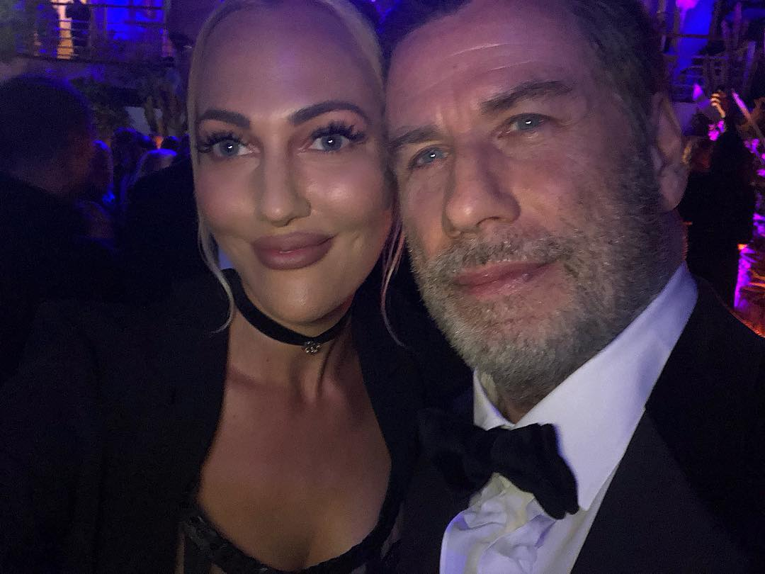 #thanks to #johntravolta for the #beautiful #evening #aboutlastnight #cannes #cotedazur