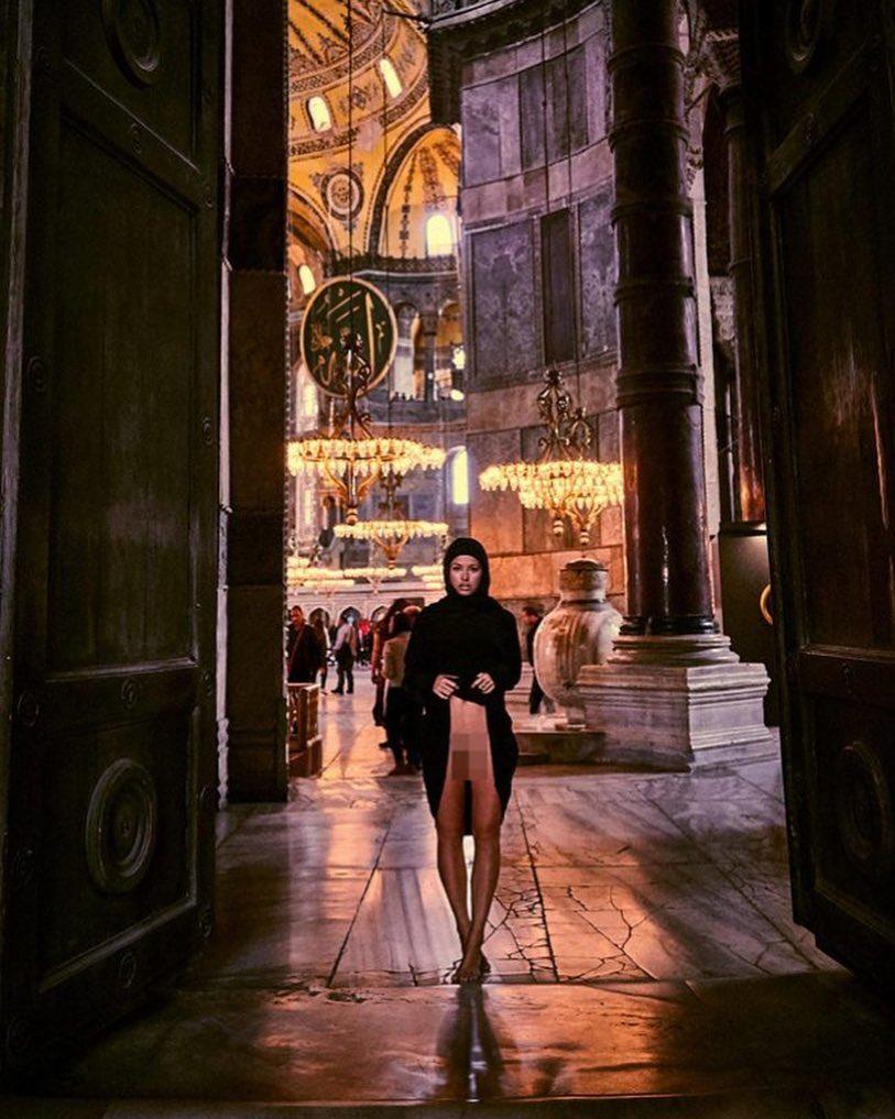 Hagia Sophia - Praying for Equality