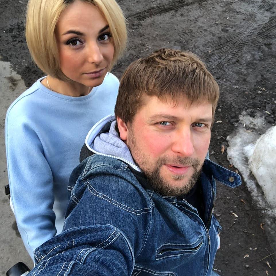 В 2011 году Дарья Сагалова вышла замуж