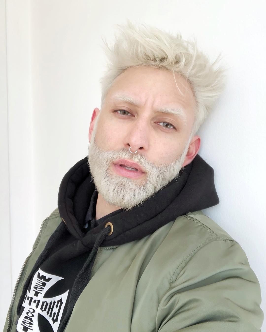 LOVE being blond