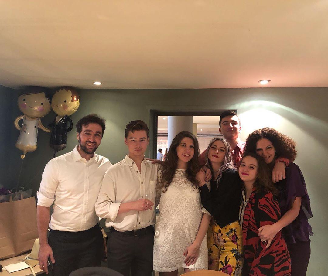Ради свадьбы вся семья Дмитрия Хворостовского воссоединилась в Лондоне