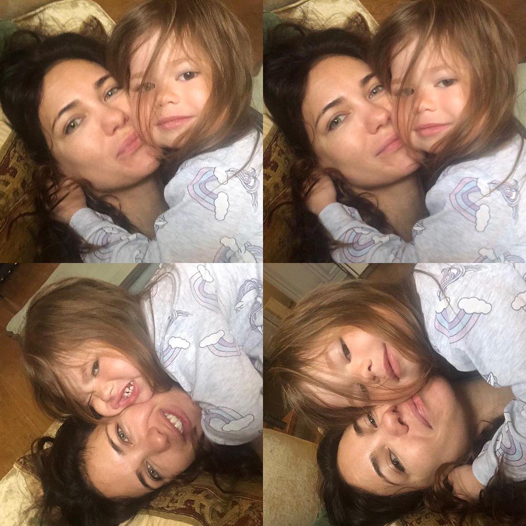 Дочь Екатерины и Гелы Изабелла