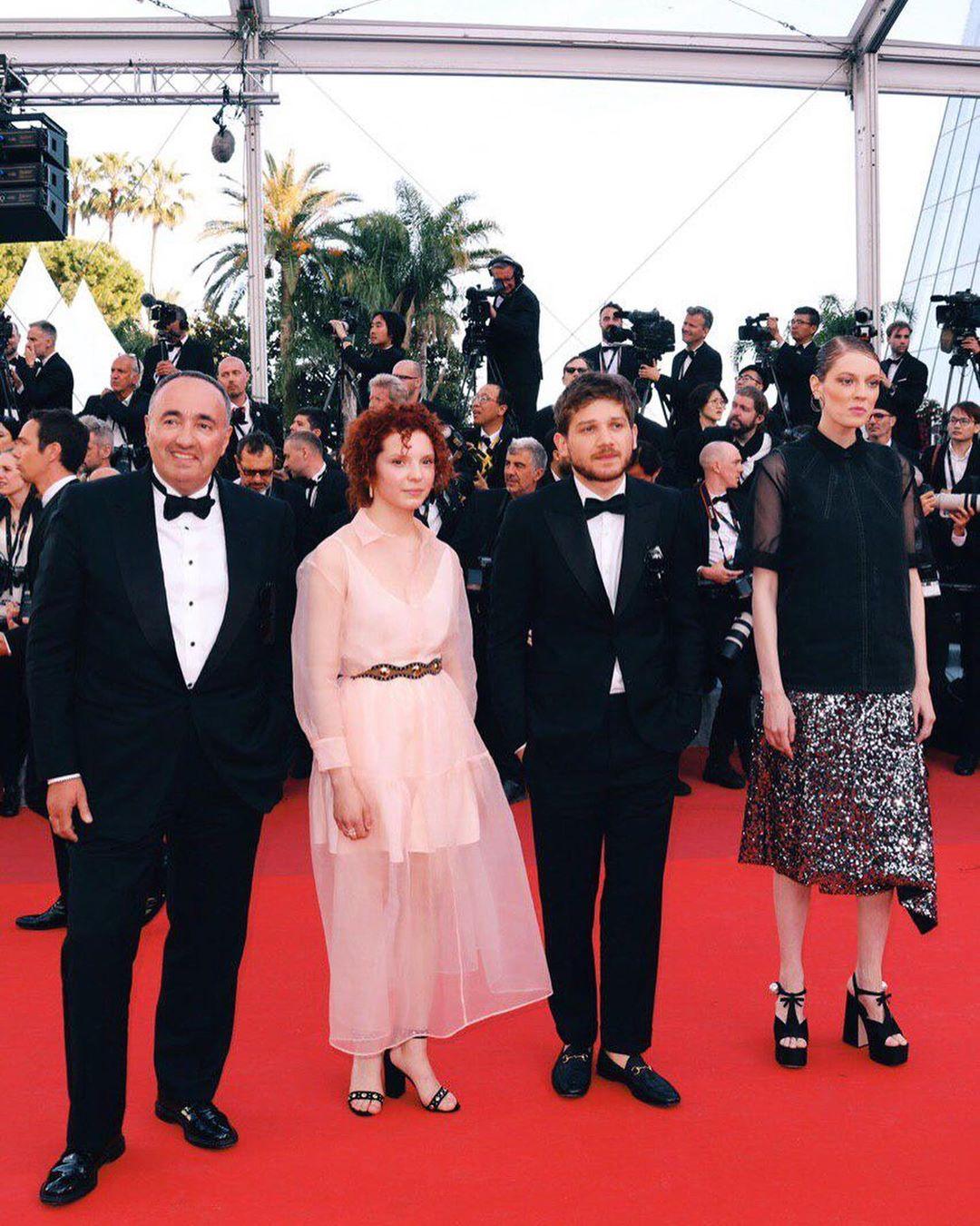 Дебютный фильм актрисы из Иркутска показали в программе Каннского кинофестиваля