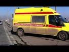 Страшное ДТП в Иркутске: автобус и маршрутка столкнулись на объездной Ново-Ленино