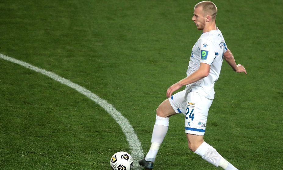 Евгеньев хотел попасть на Евро-2020, теперь у него все шансы показать Черчесову свои силы. Фото: Global Look Press