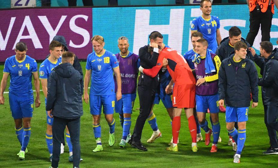 Сборная Украины дошла до четвертьфинала Евро-2020. Фото: Reuters