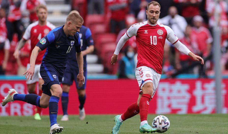 Кристиан Эриксен может вернуться в футбол. Фото: Reuters