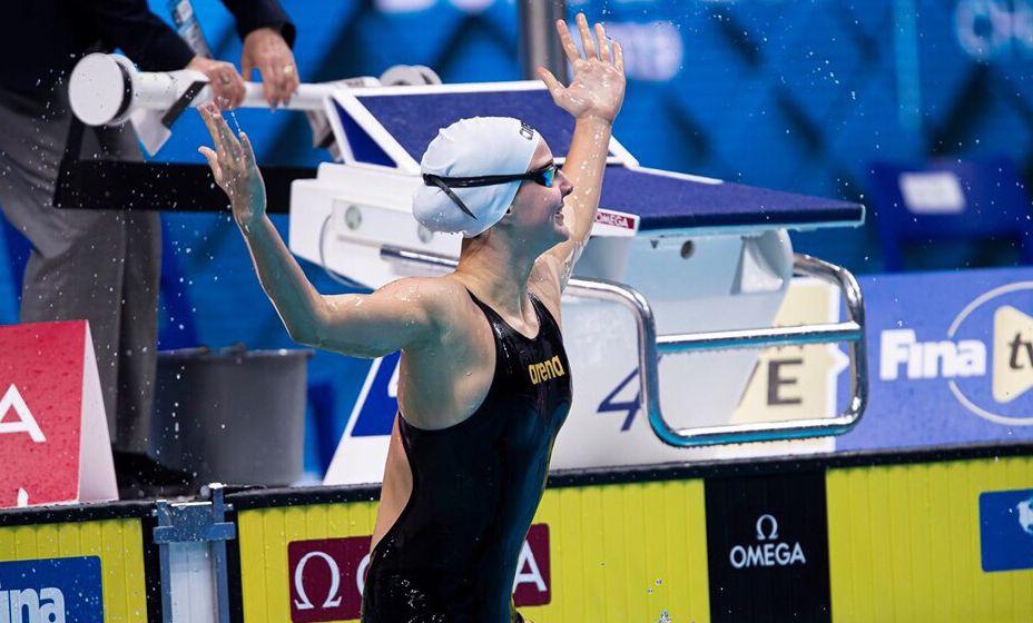 Пловчиха Елена Чикунова еще поборется за награду на Играх-2020. Фото: Инстаграм Елены Чикуновой