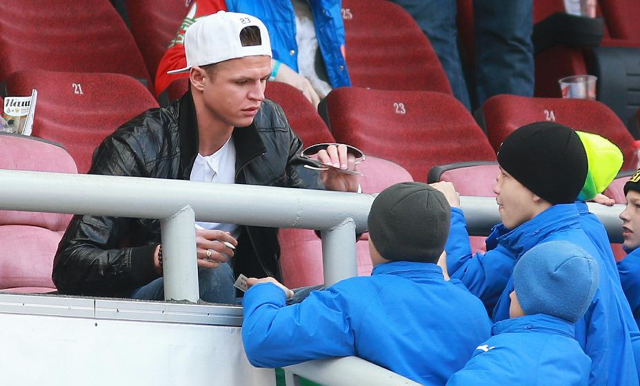 Дмитрий Тарасов из «Велеса» приостановил карьеру. Фото: Global Press Look