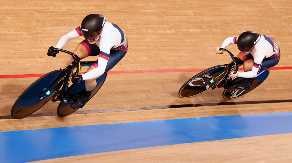 Войнова - Шмелева - Олимпиада - велоспорт