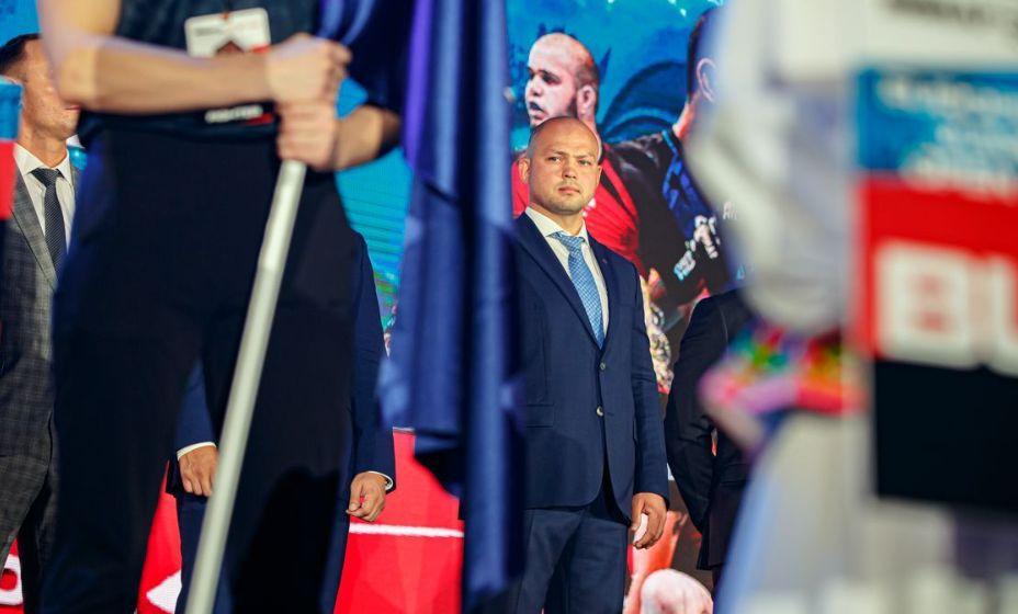 Президент Союза ММА Радмир Габдуллин. Фото: Союз ММА