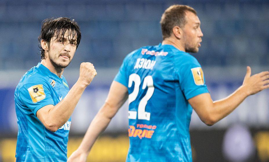 Сердар Азмун и Артем Дзюба попали в ТОП-500 значимых футболистов планеты. Фото: РПЛ