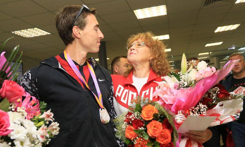 Мама Сергея Шубенкова рассказала о подготовке сына к Олимпиаде. Фото: Олег Укладов