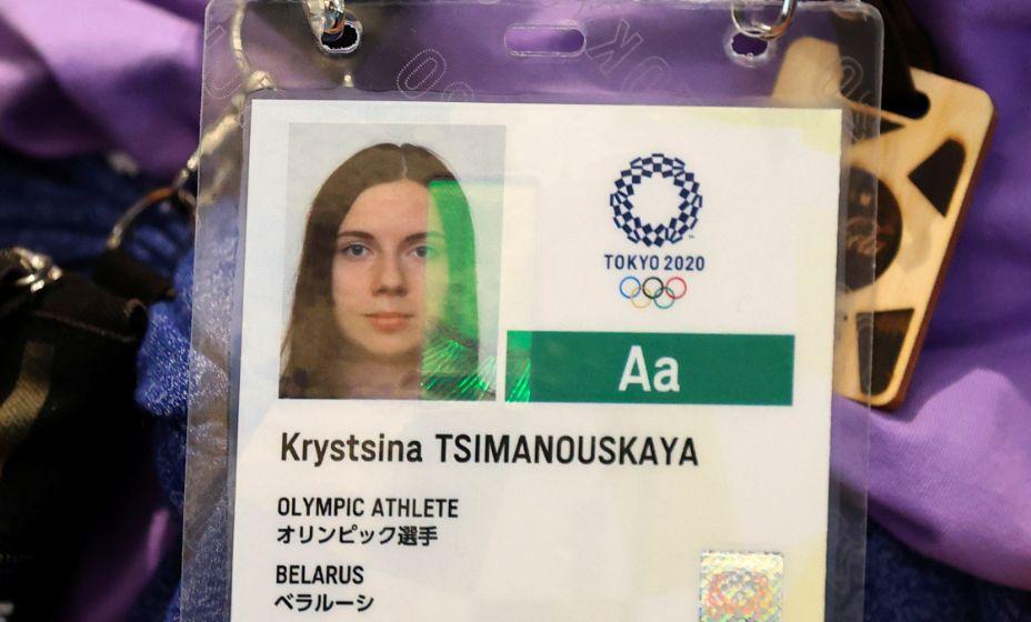 Спортсменка Кристина Тимановская отказалась возвращаться в Белоруссию. Фото: Reuters