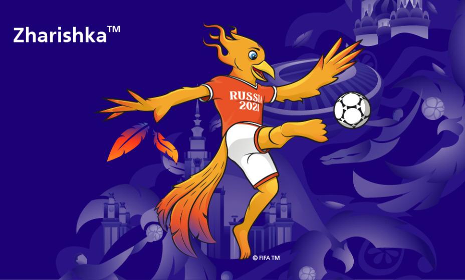Объявлен талисман ЧМ по пляжному футболу. Им стала жар-птица. Фото: FIFA
