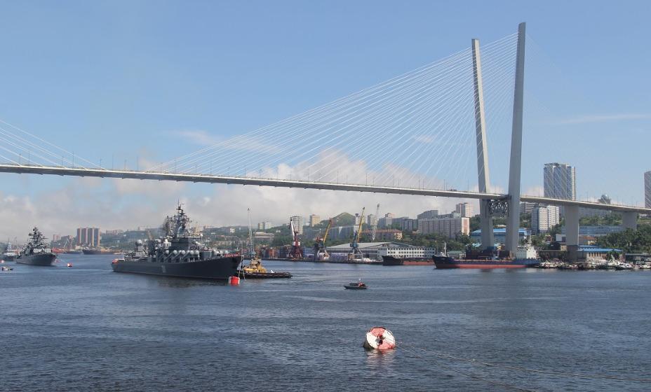 Российский город Владивосток может подать заявку на проведение Олимпийских игр-2036. Фото: Global Press Look